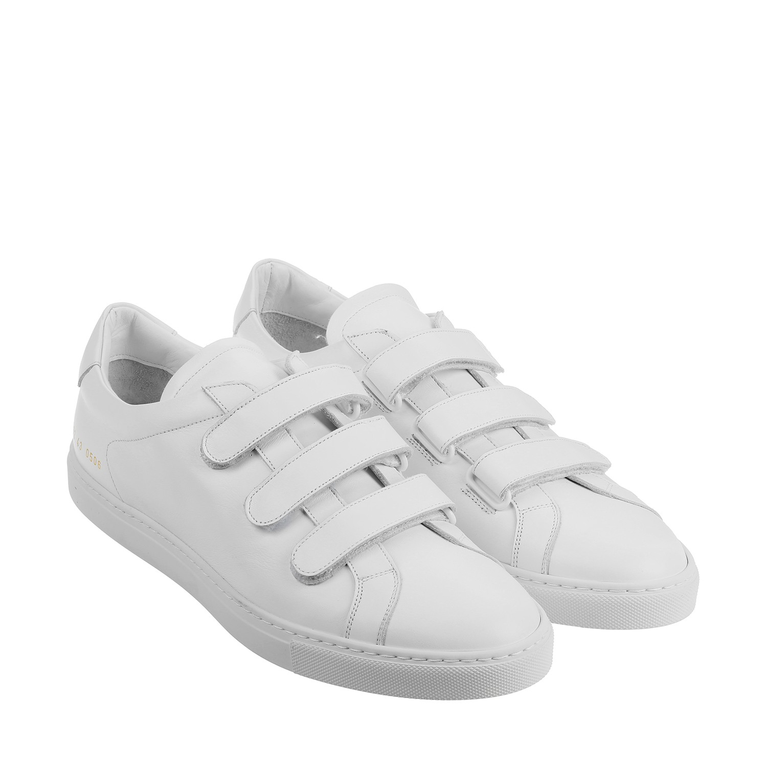 common projects sneakers in white for men lyst. Black Bedroom Furniture Sets. Home Design Ideas