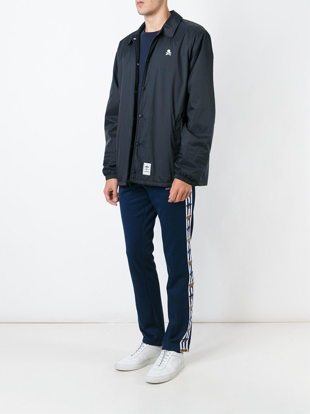 Adidas neighborhood jacket black