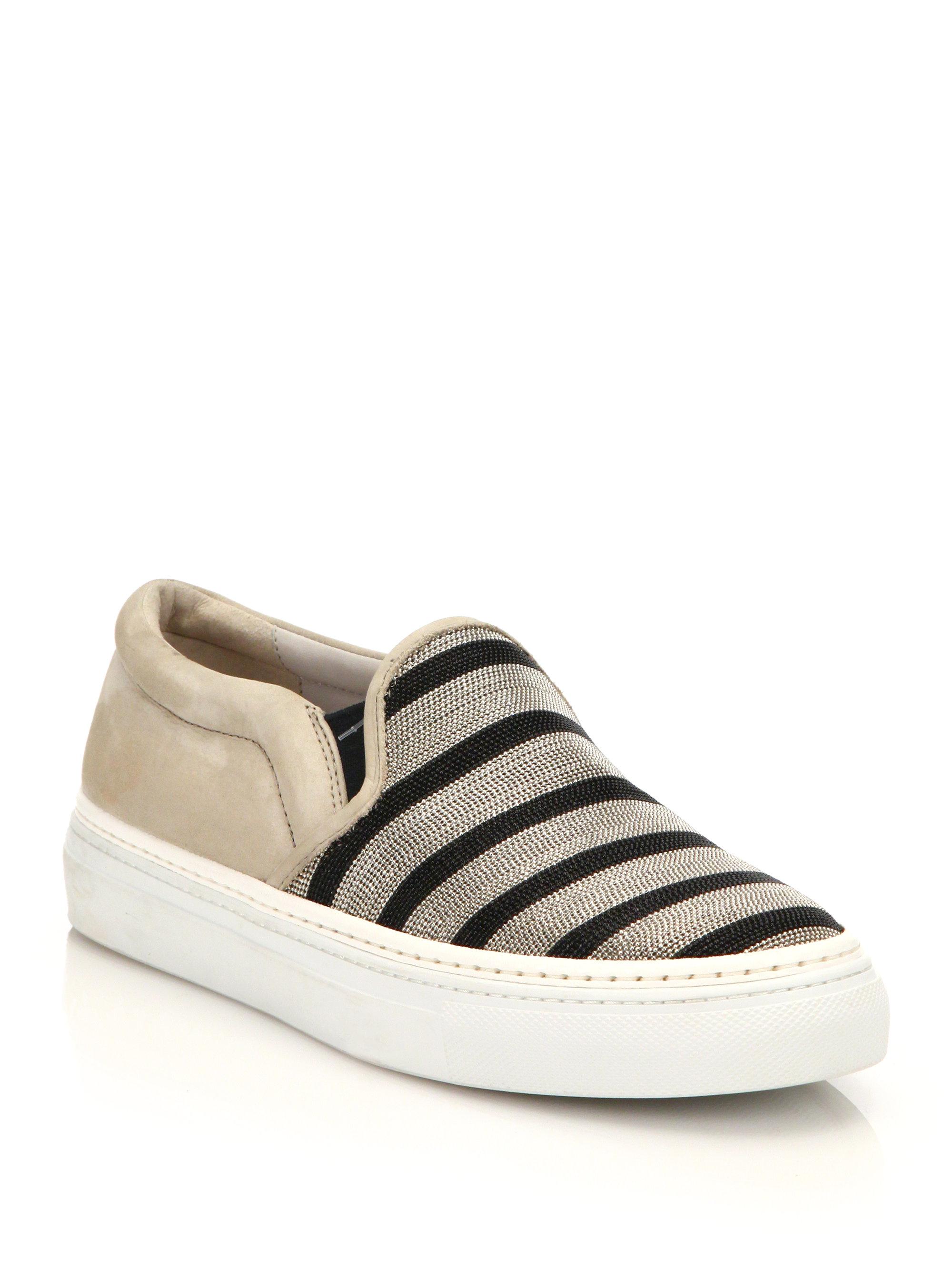 Brunello Cucinelli Monili-Embellished Slip-On Sneakers free shipping best cheap supply SqscMoe