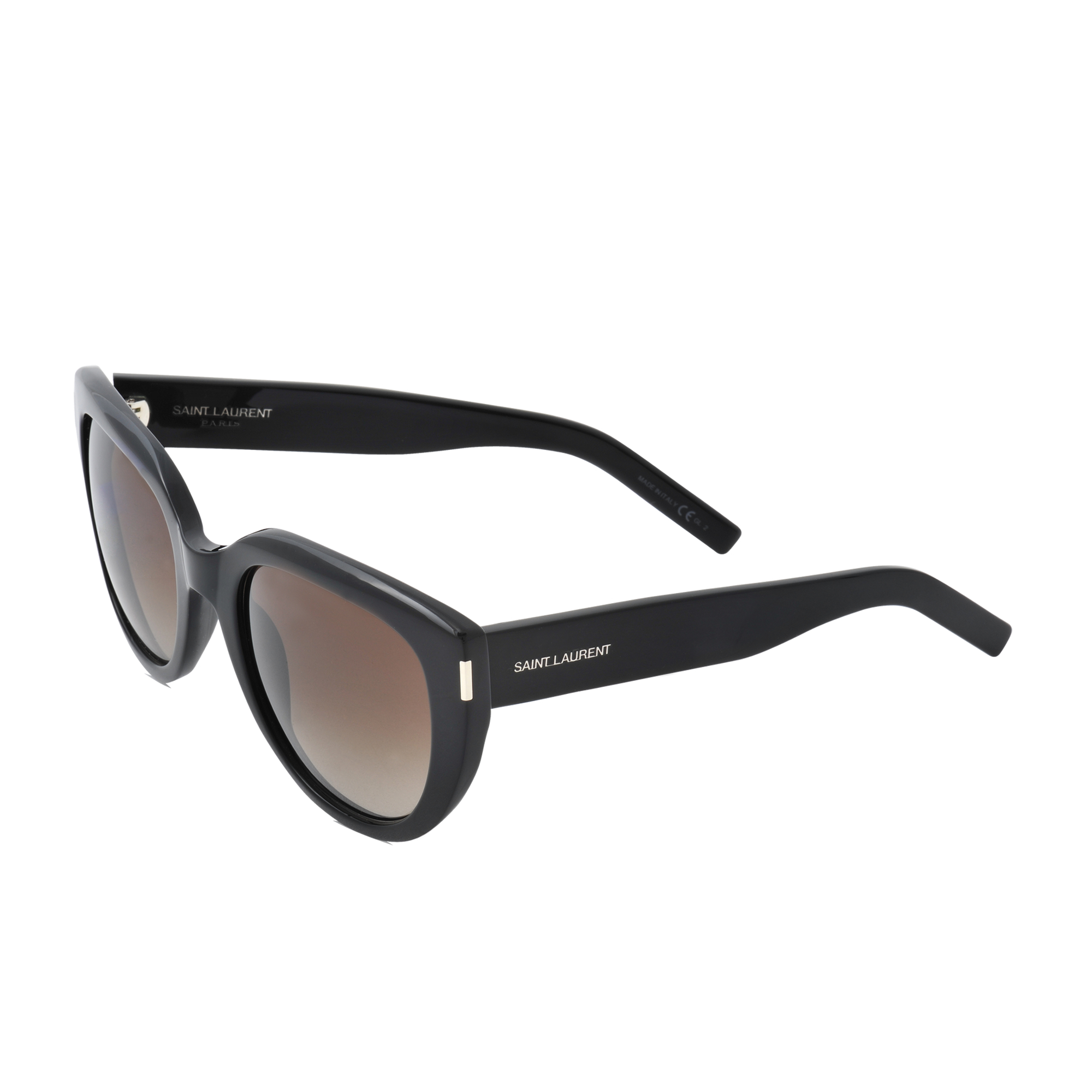 Saint Laurent Cat Eye Acetate Sunglasses