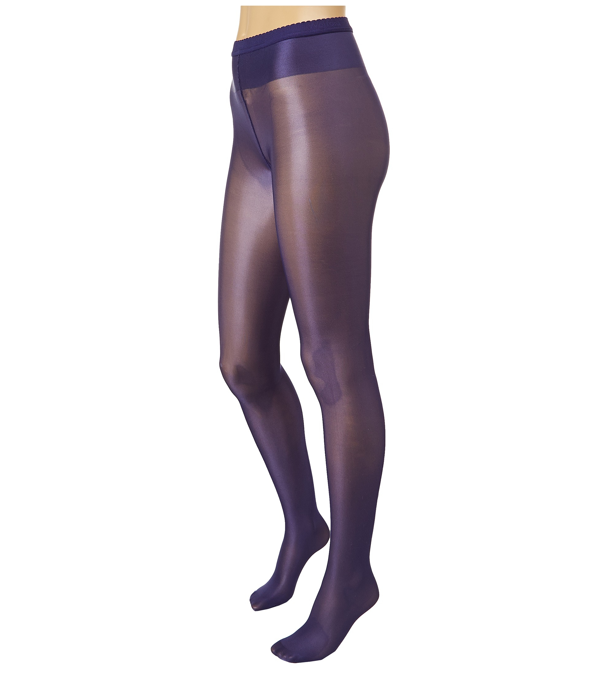 Wolford Neon 40 Tights in Purple | Lyst Victoria Beckham Clothing