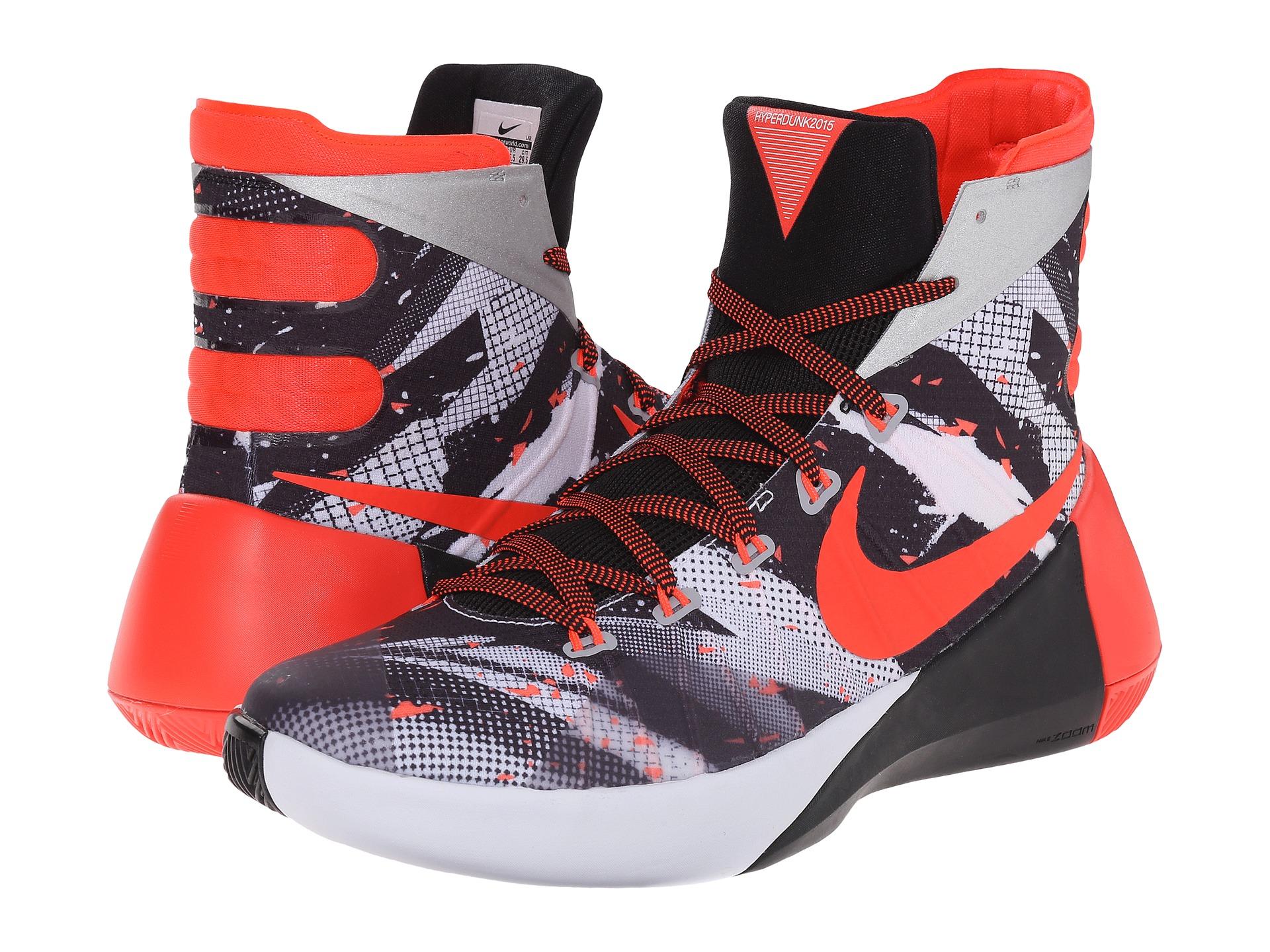 online store 604ce 3fa3e Lyst - Nike Hyperdunk 2015 Prm in Red for Men