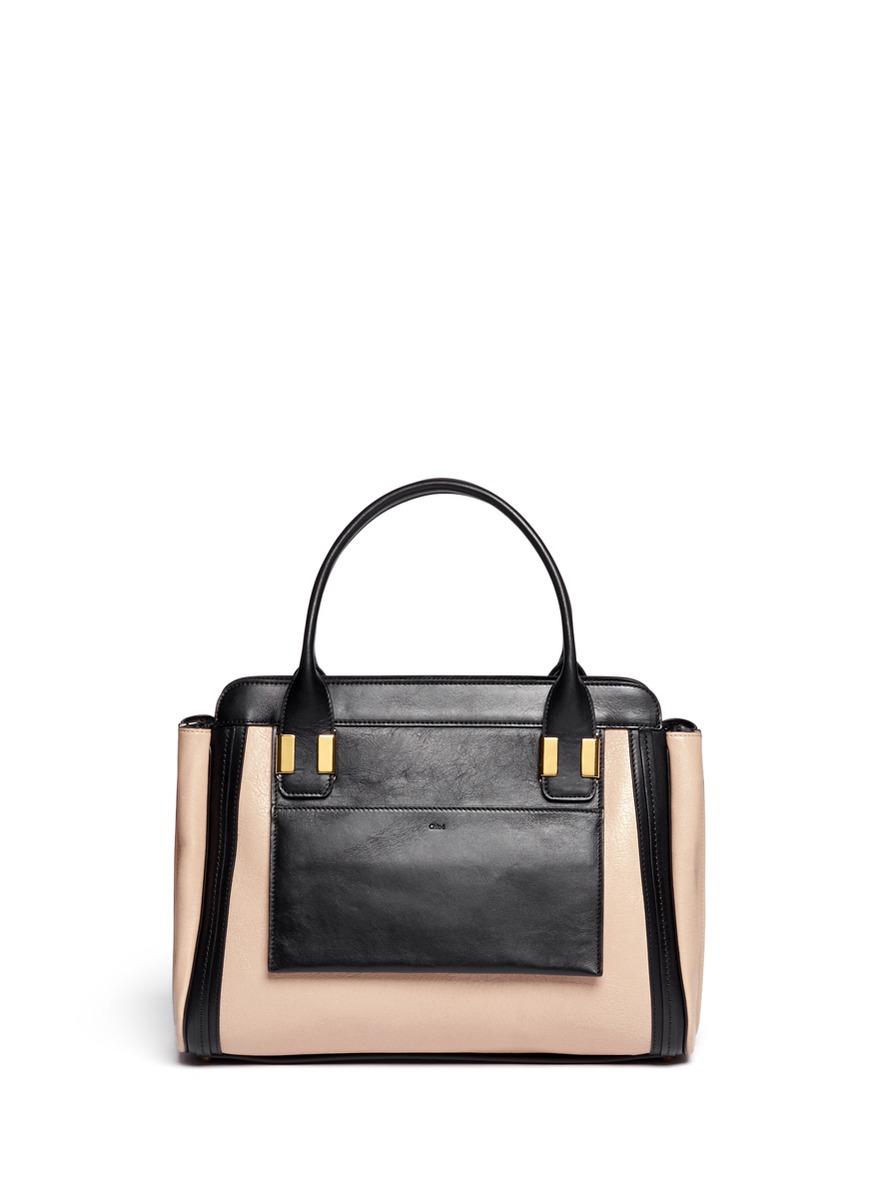 Fast Express Fashion Style Cheap Price Chloé Alice Leather Handbag Y6nPZLT