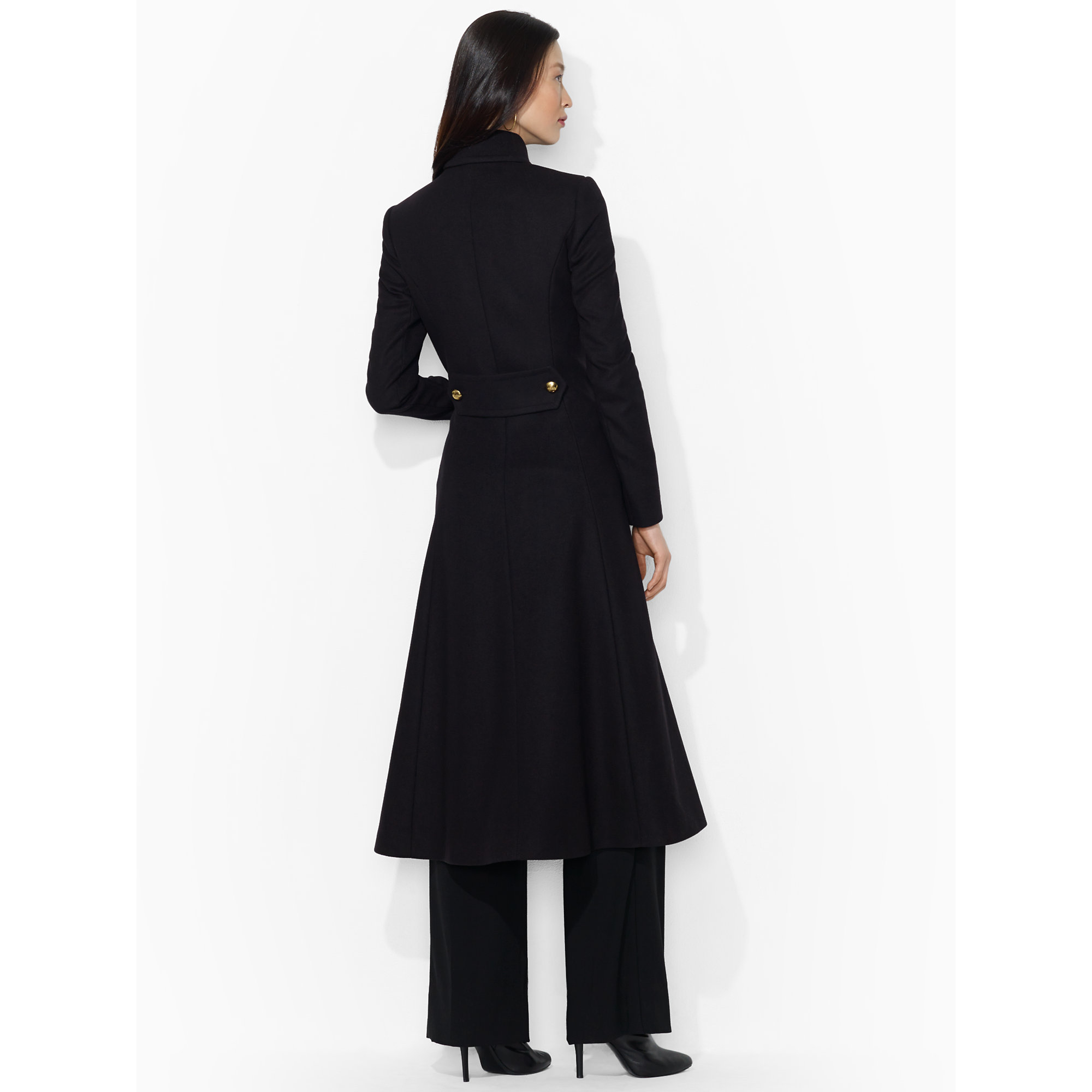 Denim And Supply Ralph Lauren Women S Military Jacket Lyst