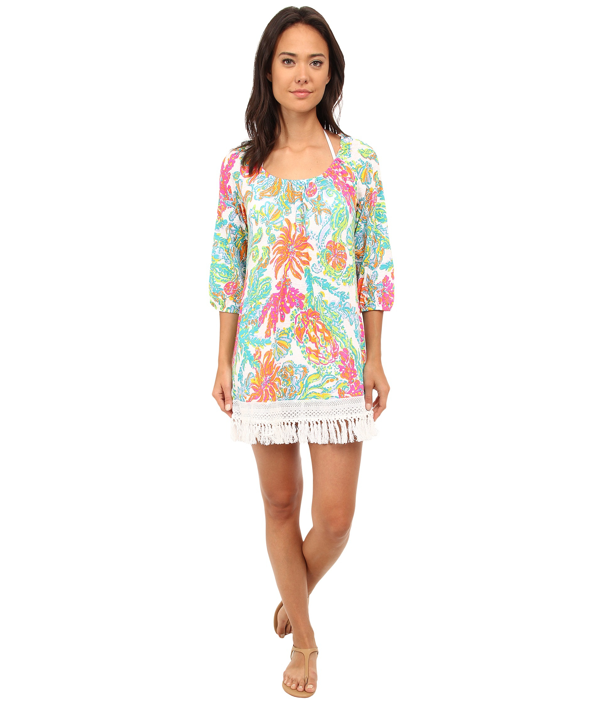 Lyst Lilly Pulitzer Alia Beach Cover Up