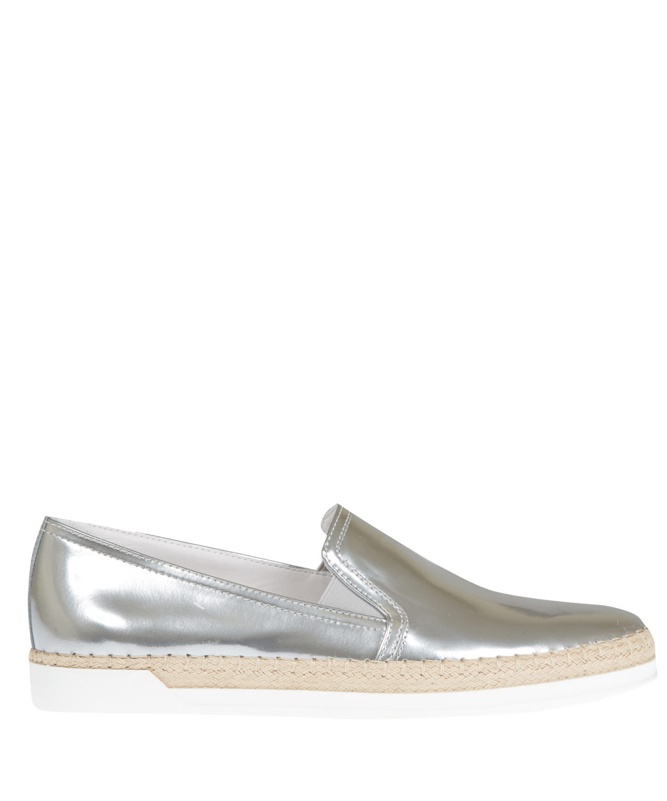 Gomma leather sneakers Tod's lVwmiW8o