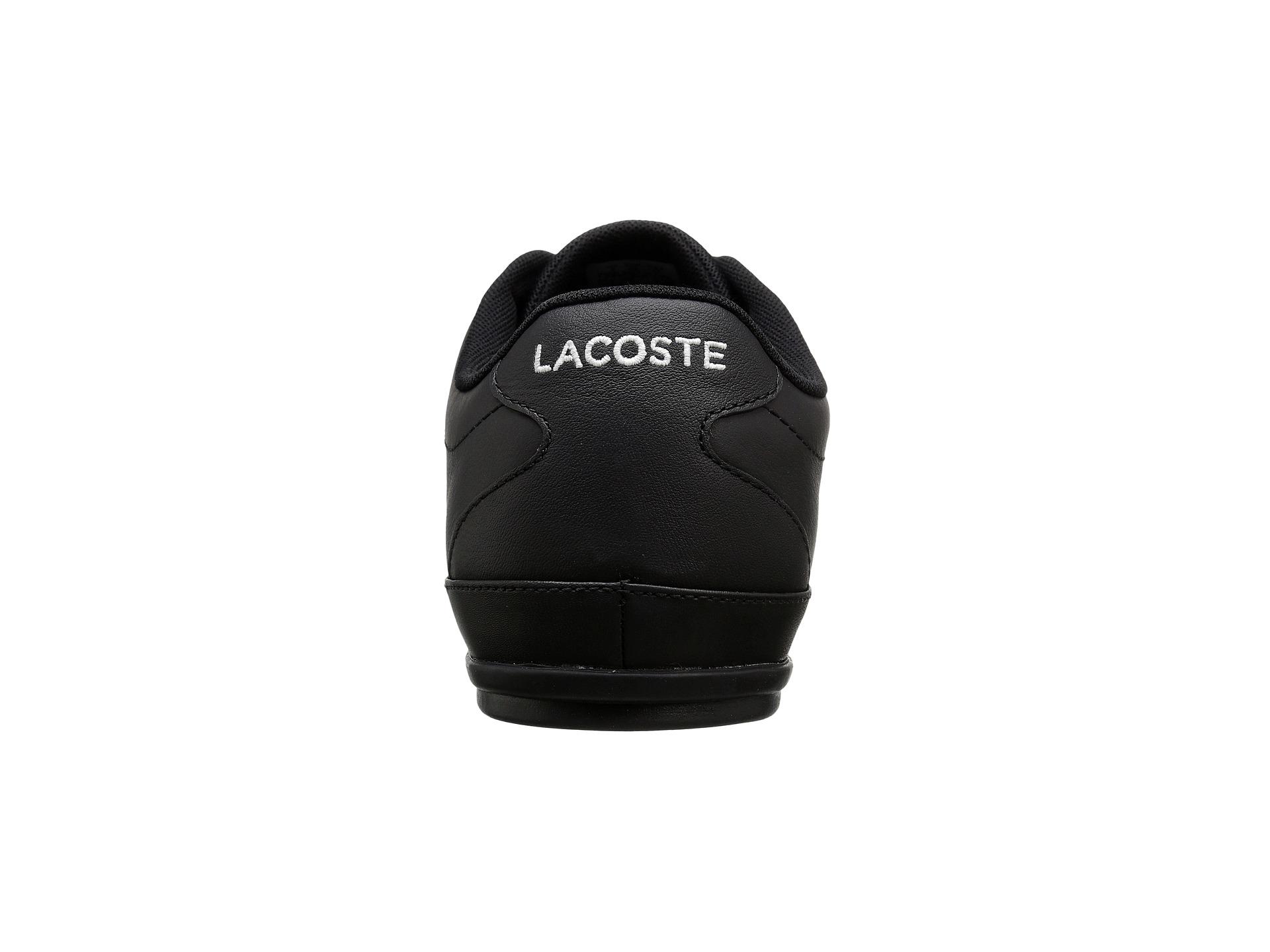 35d62eb8b7904f Lyst - Lacoste Misano Sport 116 1 in Black for Men