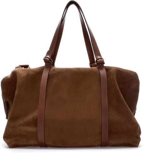 Zara Travel Bags 7