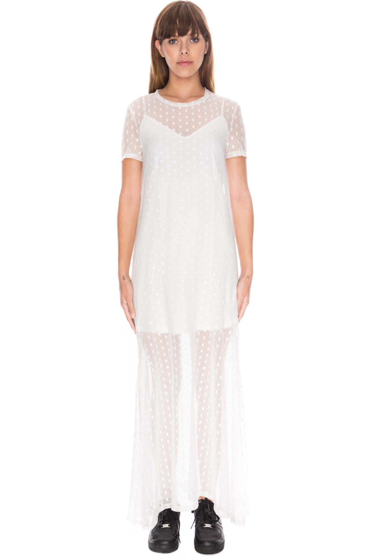 The fifth label Tell The Story Dress in White
