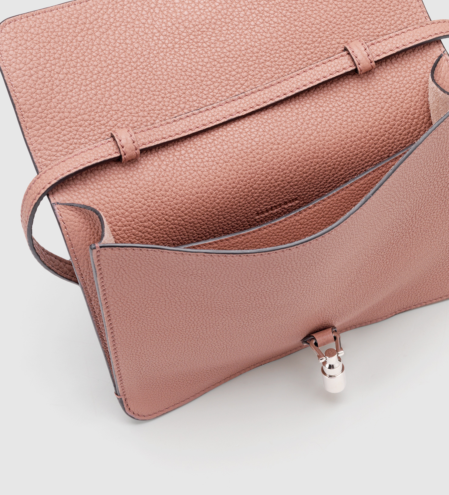 5d9f40cfd92 Lyst - Gucci Jackie Soft Leather Convertible Wallet in Pink