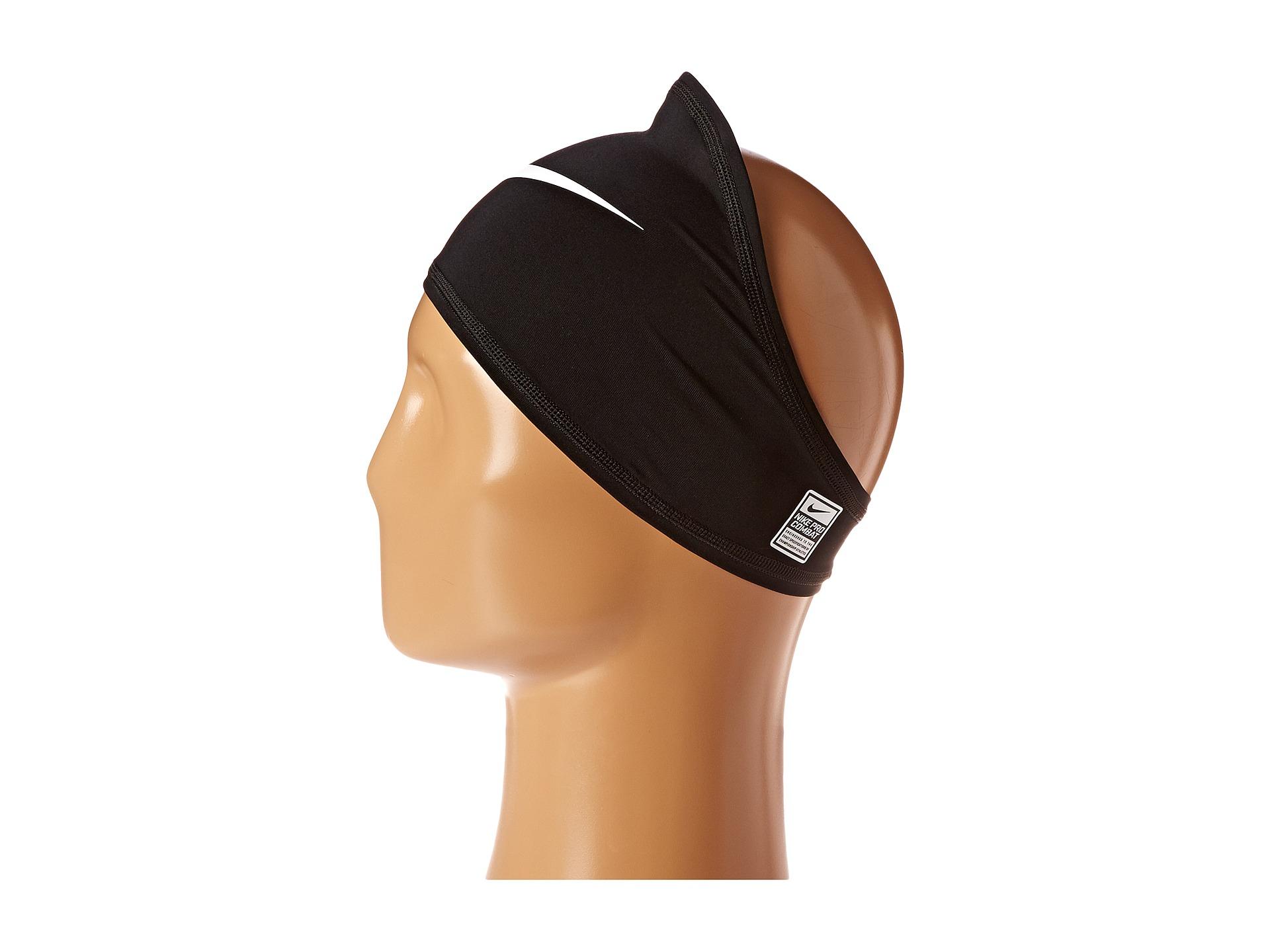 Lyst Nike Pro Combat Skull Wrap In Black For Men