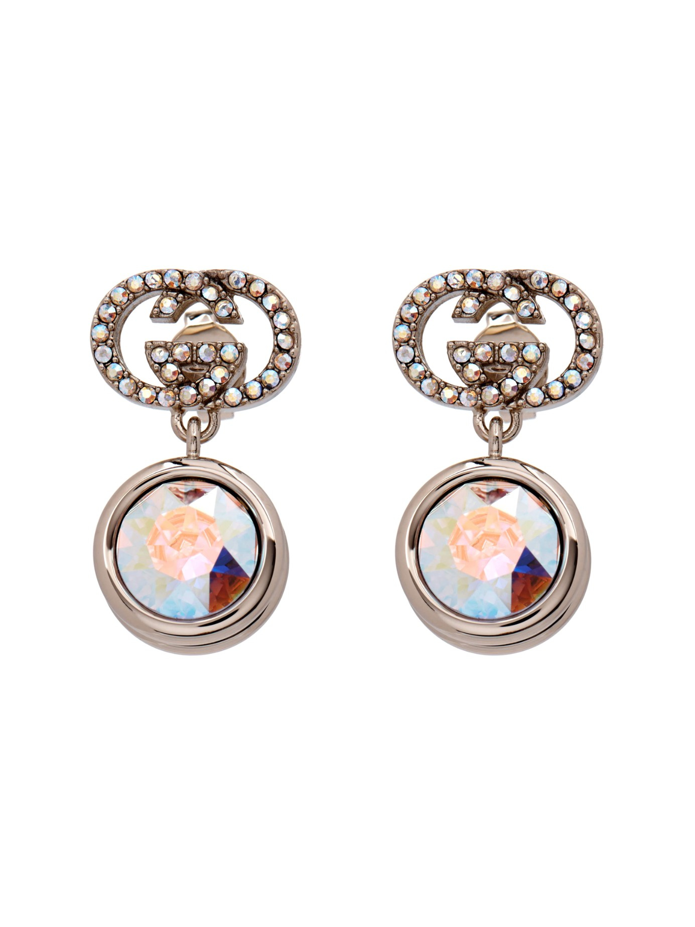 Gucci Crystal-embellished earrings D51BNE7xV8