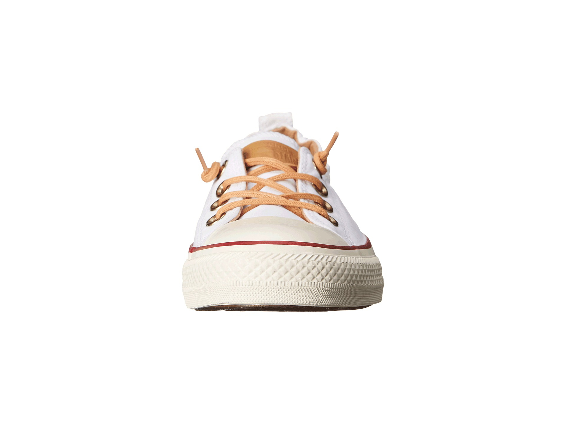 Lyst - Converse Chuck Taylor® All Star® Shoreline Peached Canvas in ... 53acc9c62