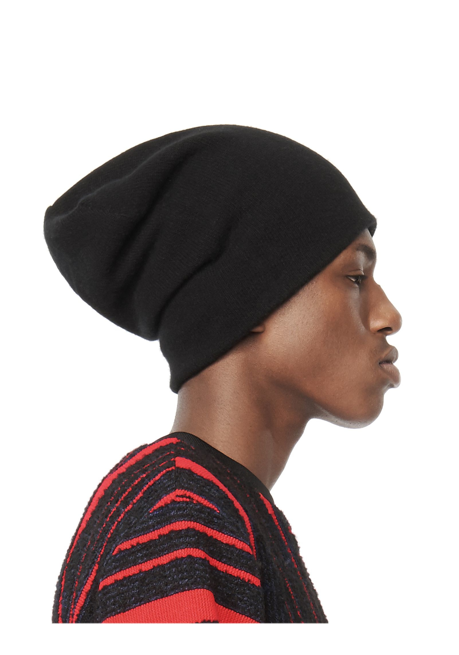 5d33ed2b4df92 Alexander Wang Cashmere Beanie in Black for Men - Lyst