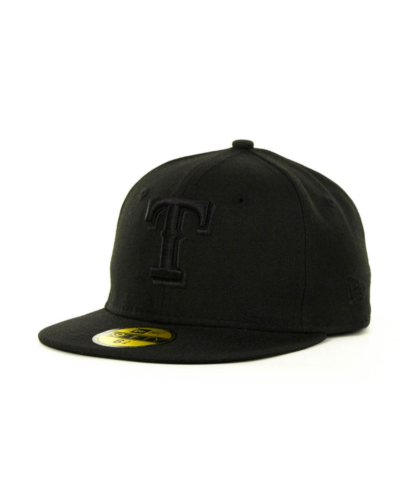 Lyst Ktz Kids Texas Rangers Mlb Black On Black Fashion
