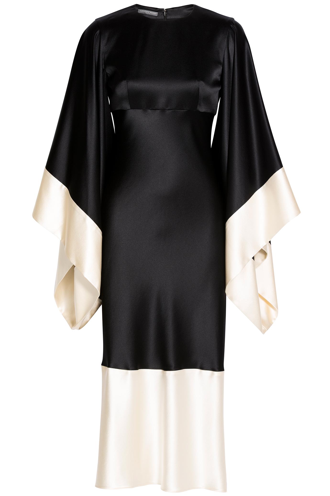 Designer Kimono Sleeve Dress