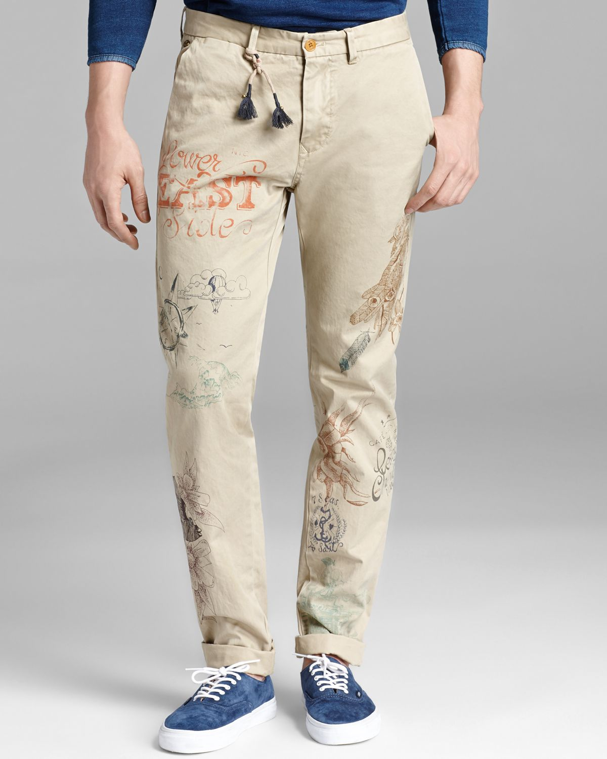 TROUSERS - Casual trousers Scotch & Soda Free Shipping Low Price Exclusive Cheap Price P7pe8k