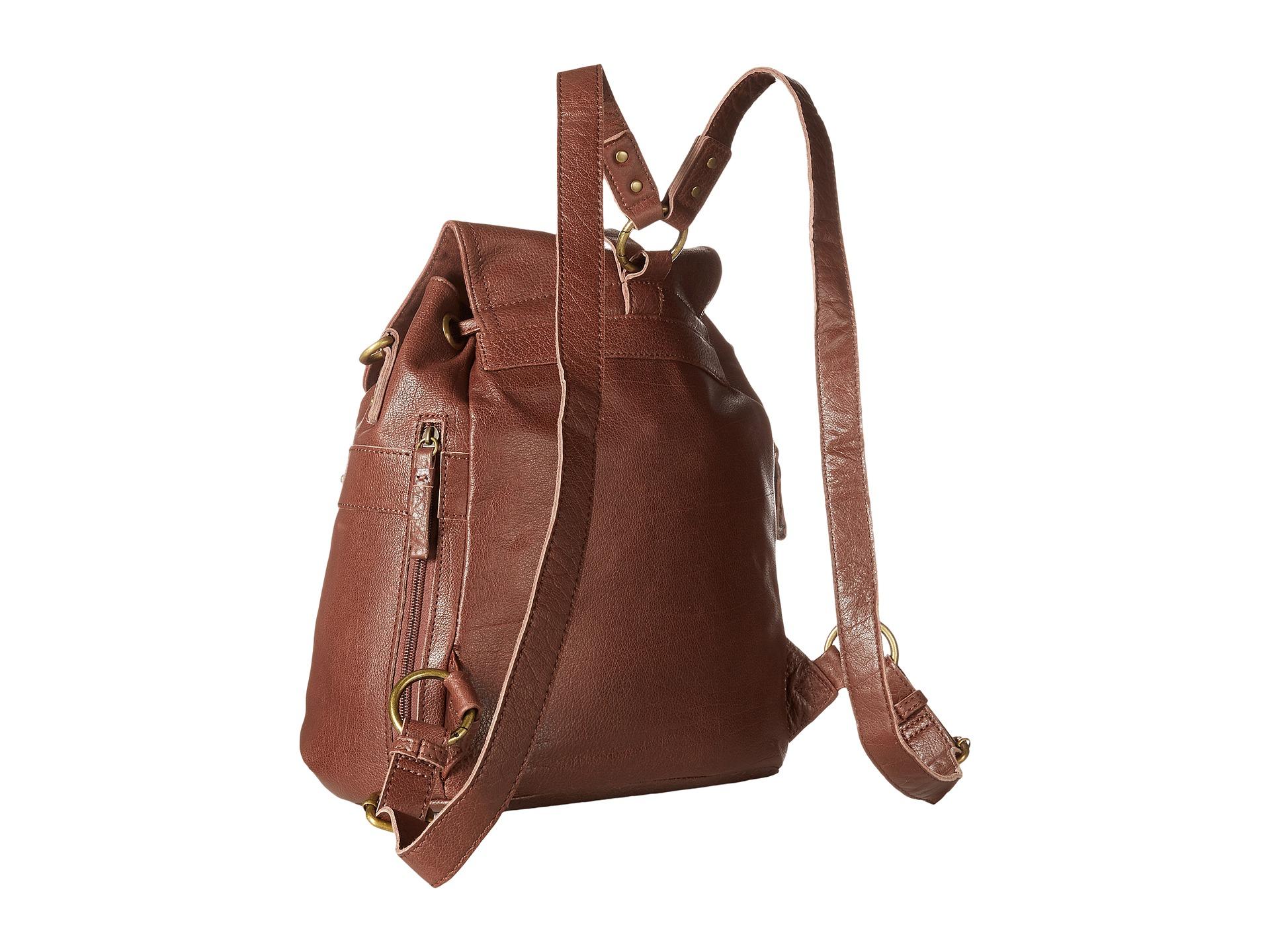 bdd31bac9 The Sak Mariposa Convertible Backpack in Brown - Lyst