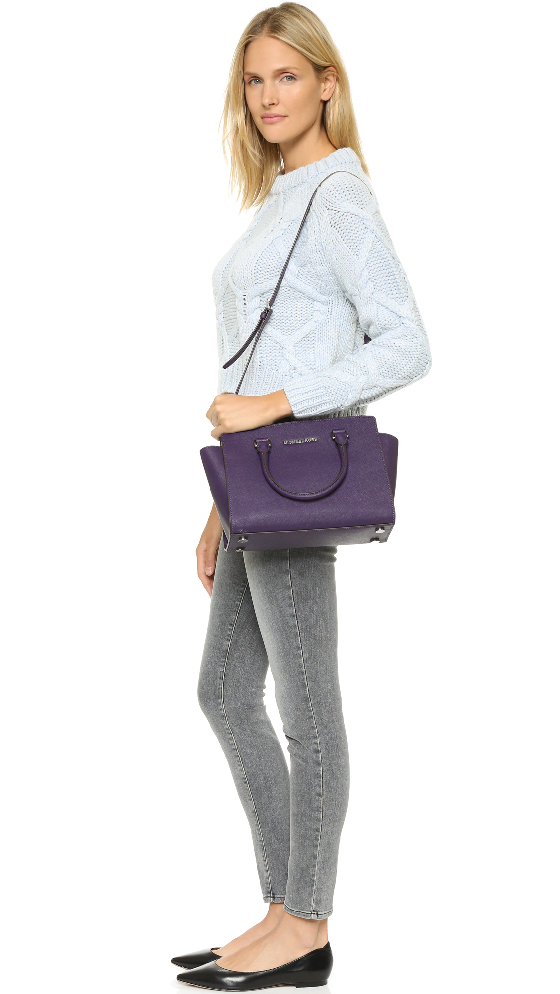 ad784db7f1480b Gallery. Previously sold at: Shopbop · Women's Michael By Michael Kors Selma