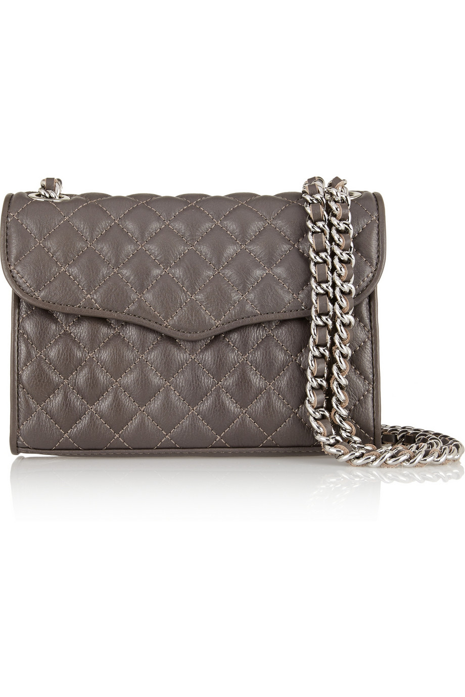 Rebecca Minkoff Quilted Affair Mini Leather Shoulder Bag