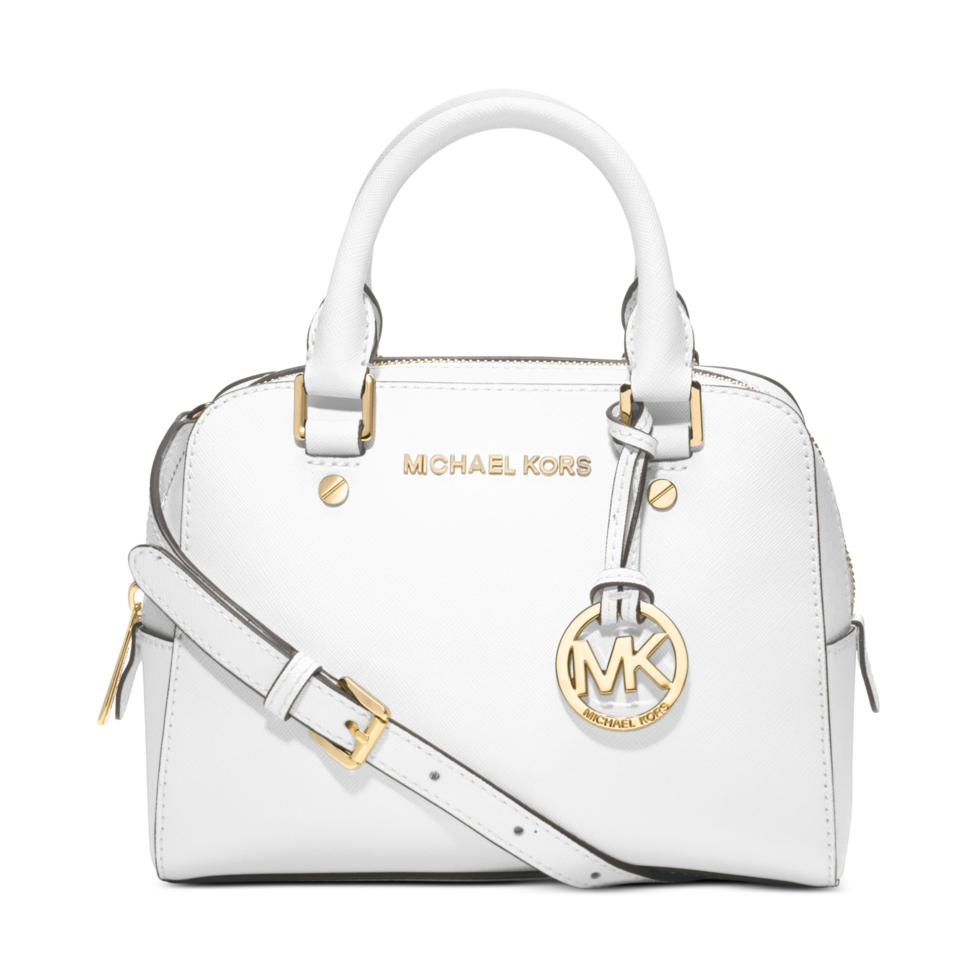 1461640a61cf Gallery. Previously sold at  Macy s · Women s Michael By Michael Kors Jet  Set ...