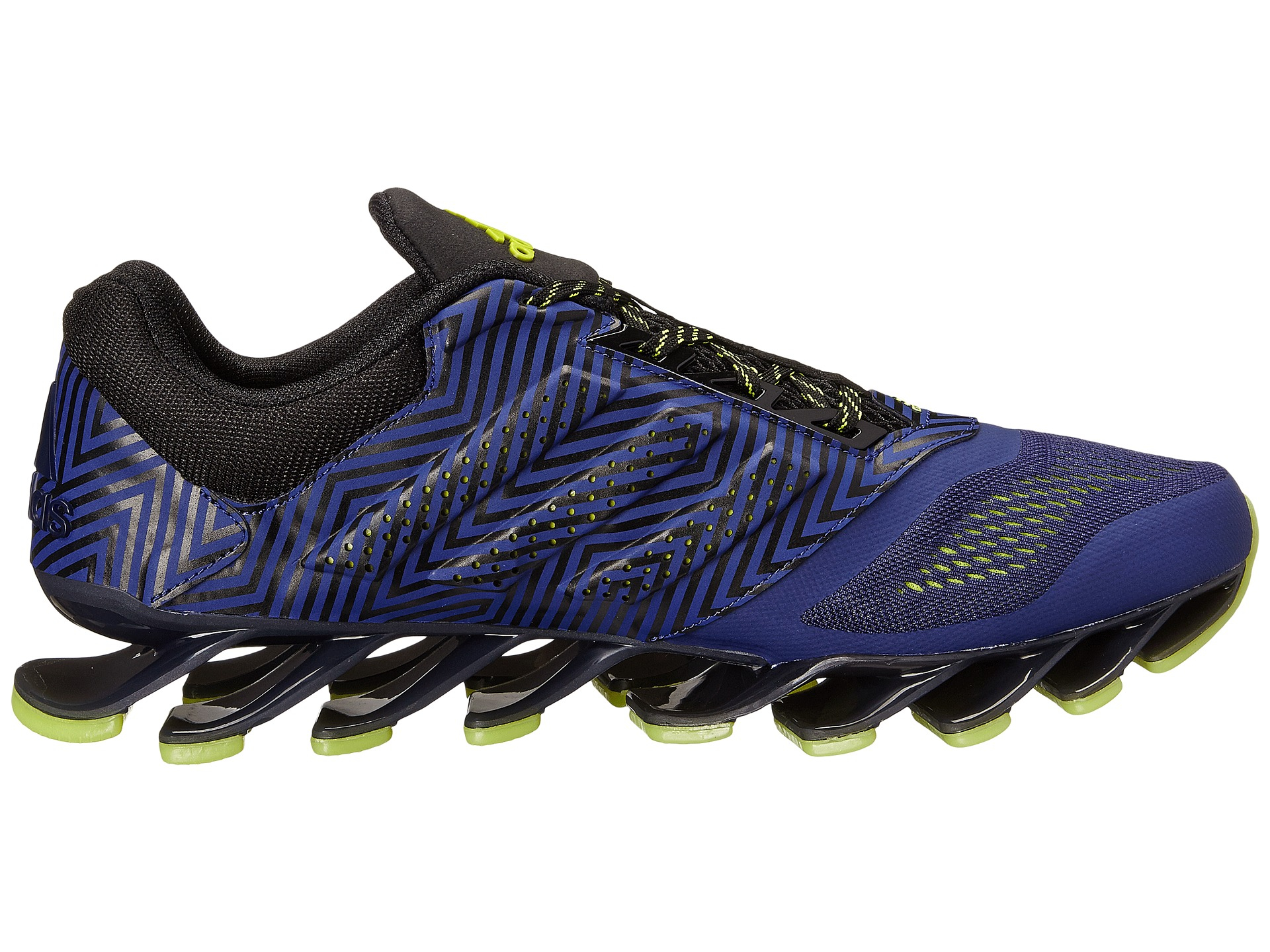 newest collection efc84 be280 adidas springblade drive 2.0 silver blue