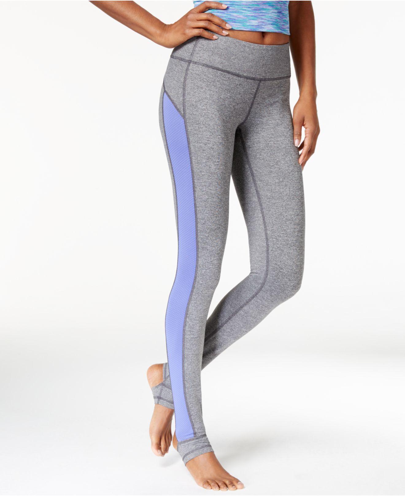 roxy breathless pants in gray lyst