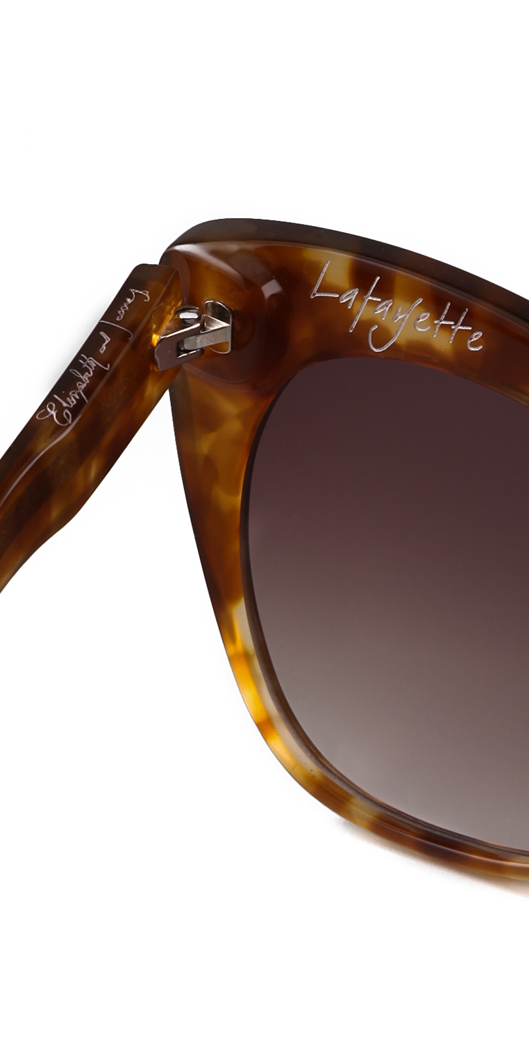 3e263b2d02 Gallery. Previously sold at  Shopbop · Women s Cat Eye Sunglasses