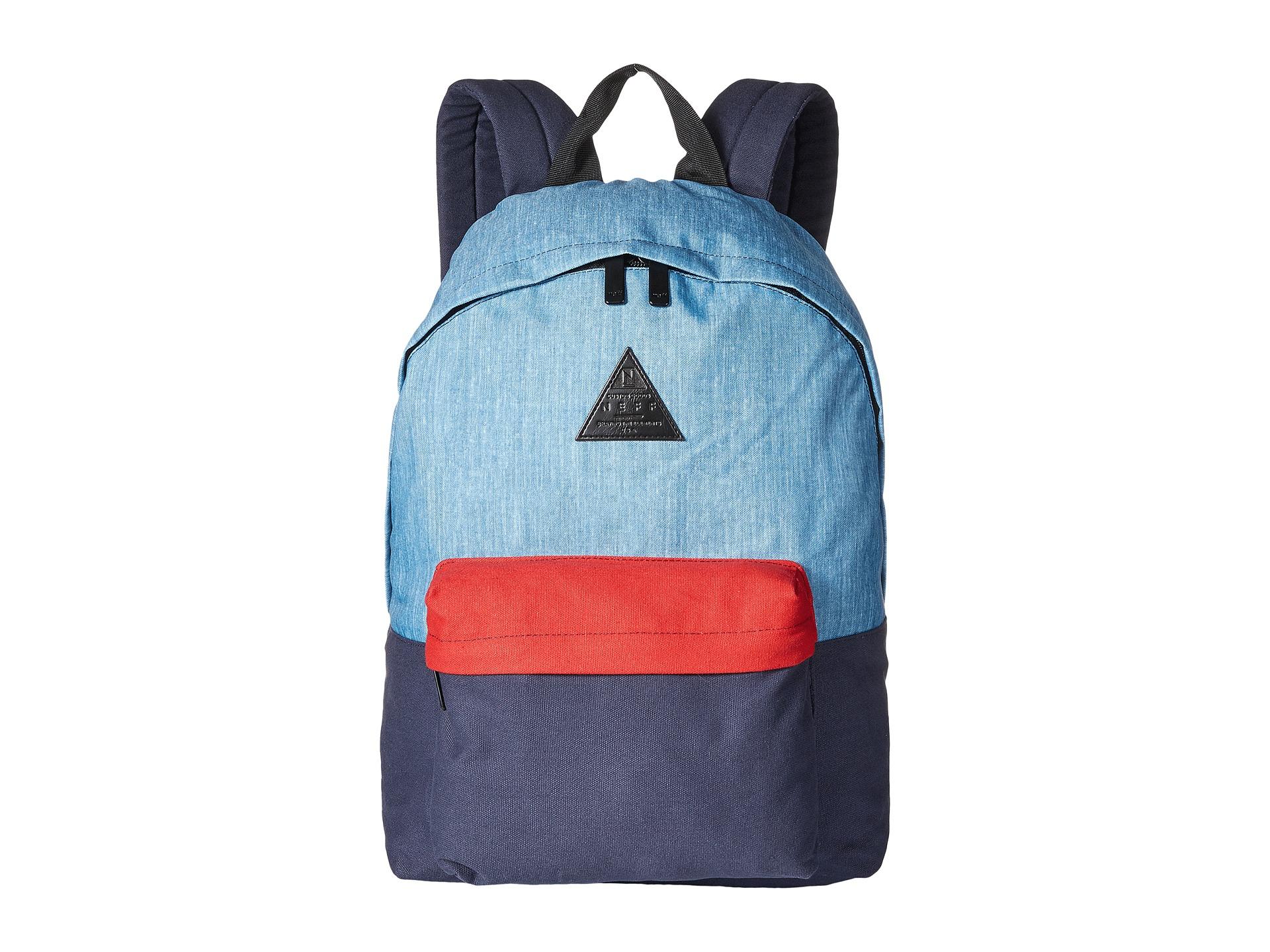 52cf0b50530 Lyst - Neff Professor Backpack in Blue for Men
