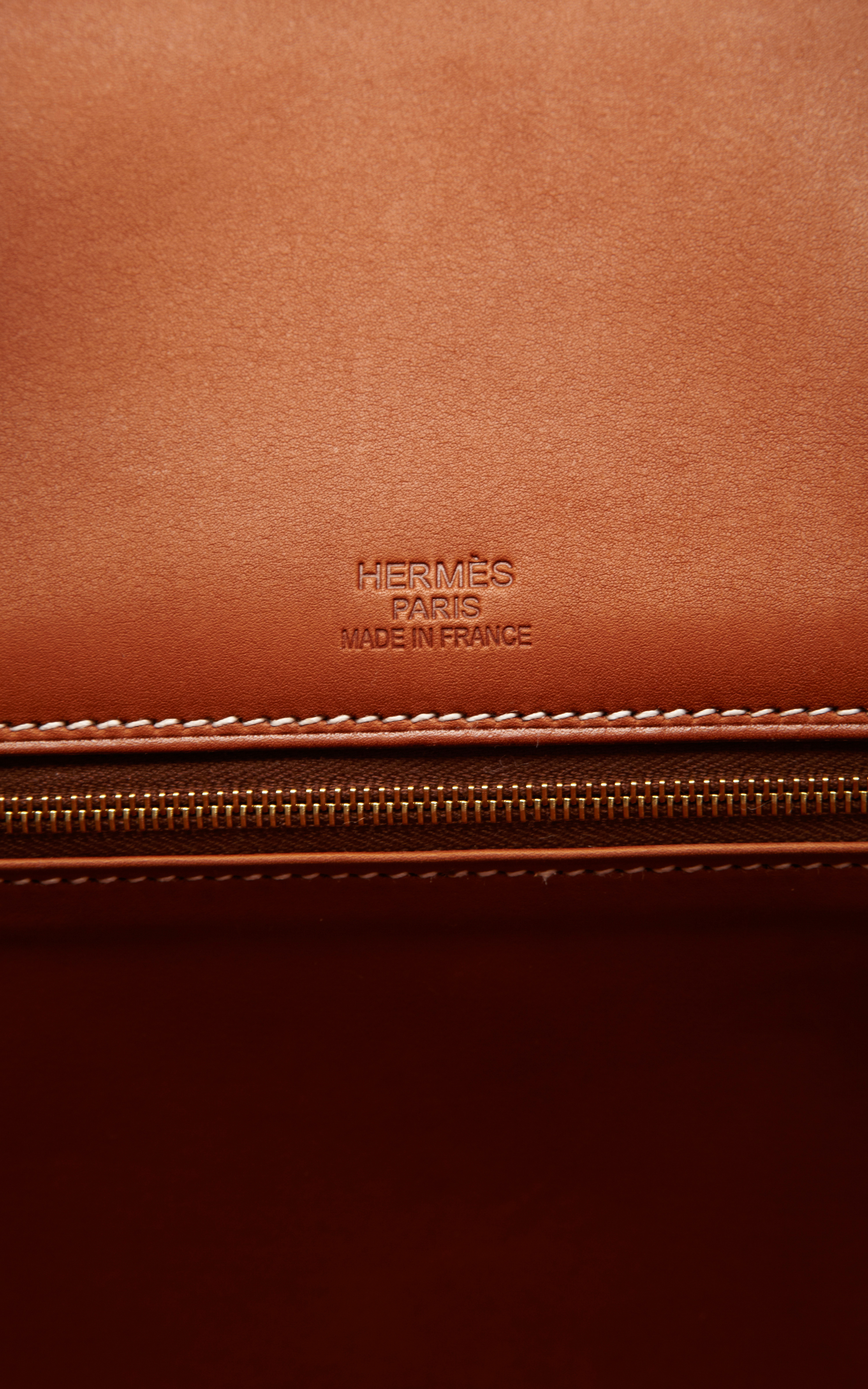 Heritage auctions special collection 40cm Natural Barenia Leather ...