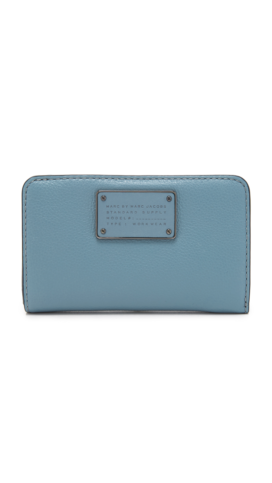 3aaef68a1b Marc By Marc Jacobs New Too Hot To Handle Lauren Wallet - Ice Blue ...