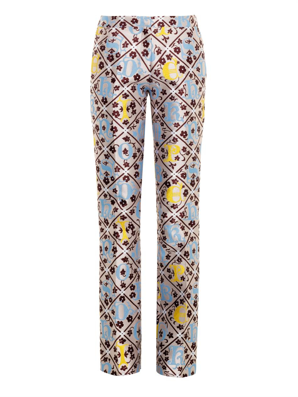 Les Pantalons - 3/4-pantalon Longueur Mary Katrantzou GVNQn