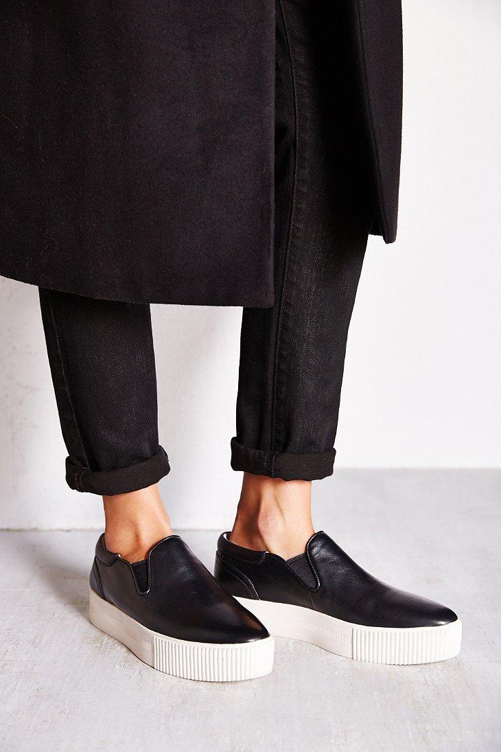 Ash Kingston Platform Slip-On Sneaker MQmDbW7Hb