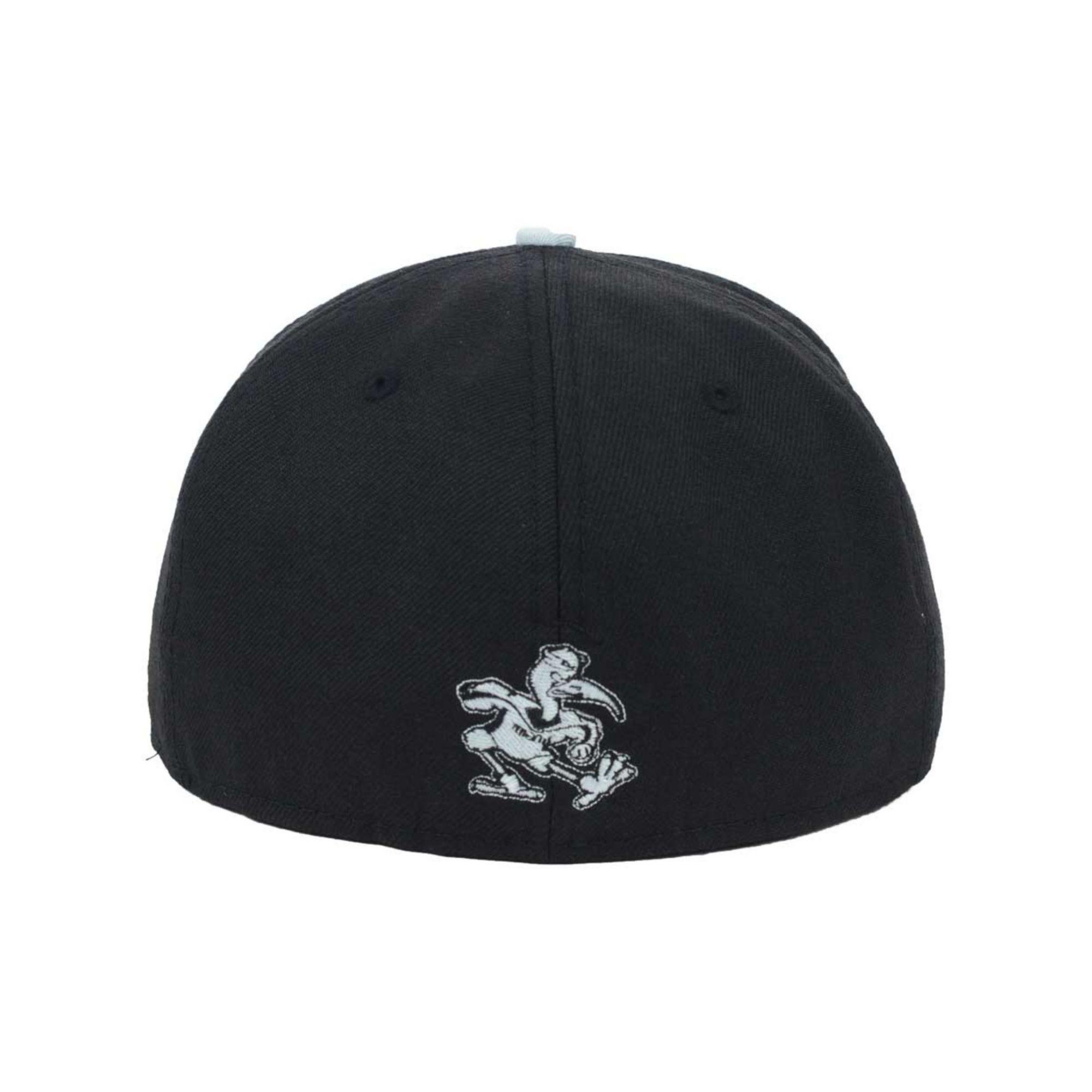 b9d1335c879 ... cheapest lyst ktz miami hurricanes urban camo 59fifty cap in black for  men 51c96 19982