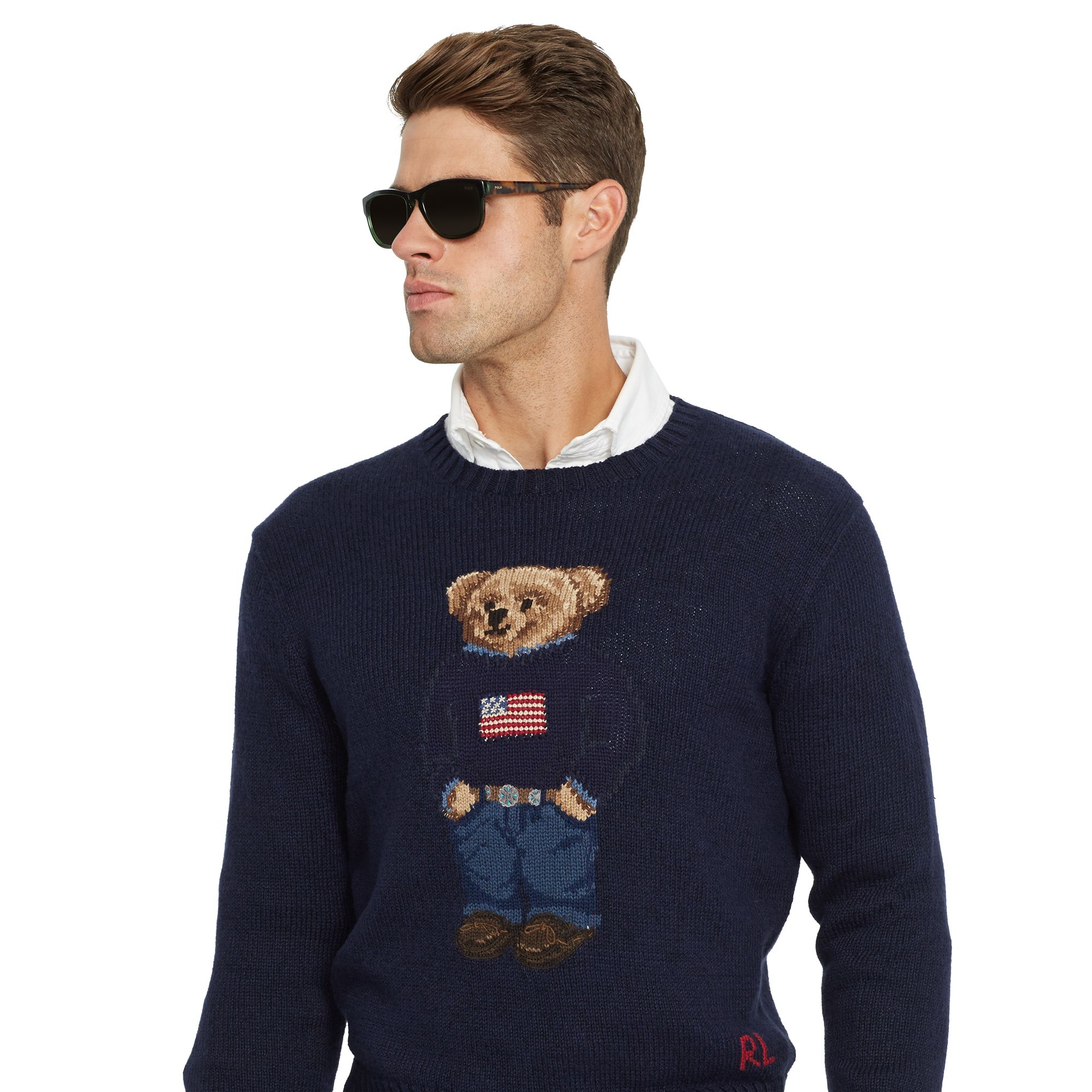 Find great deals on eBay for men's polo bear sweater. Shop with confidence.