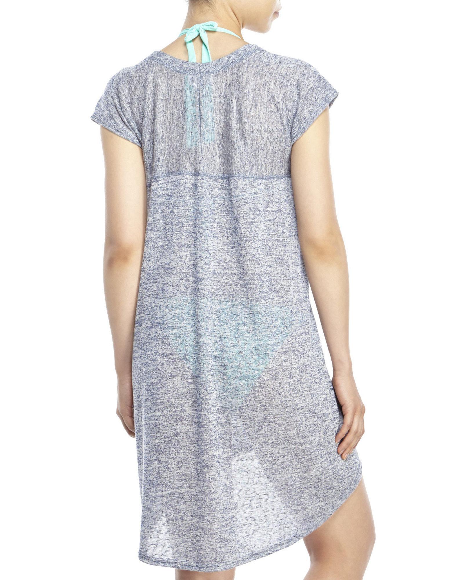Summer dress blue jordan