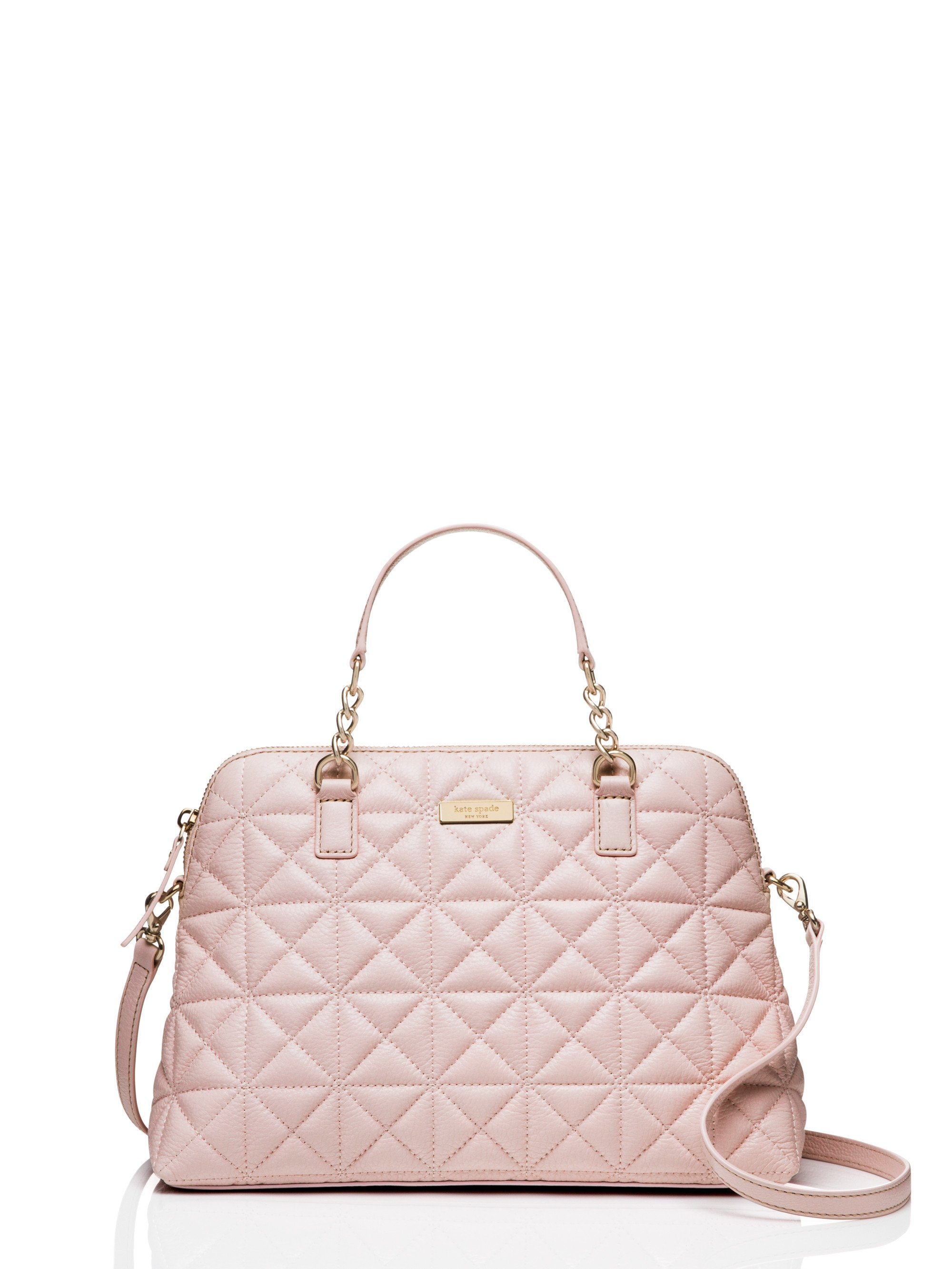 e5bd9aa2b4 Lyst - Kate Spade Whitaker Place Small Rachelle in Pink