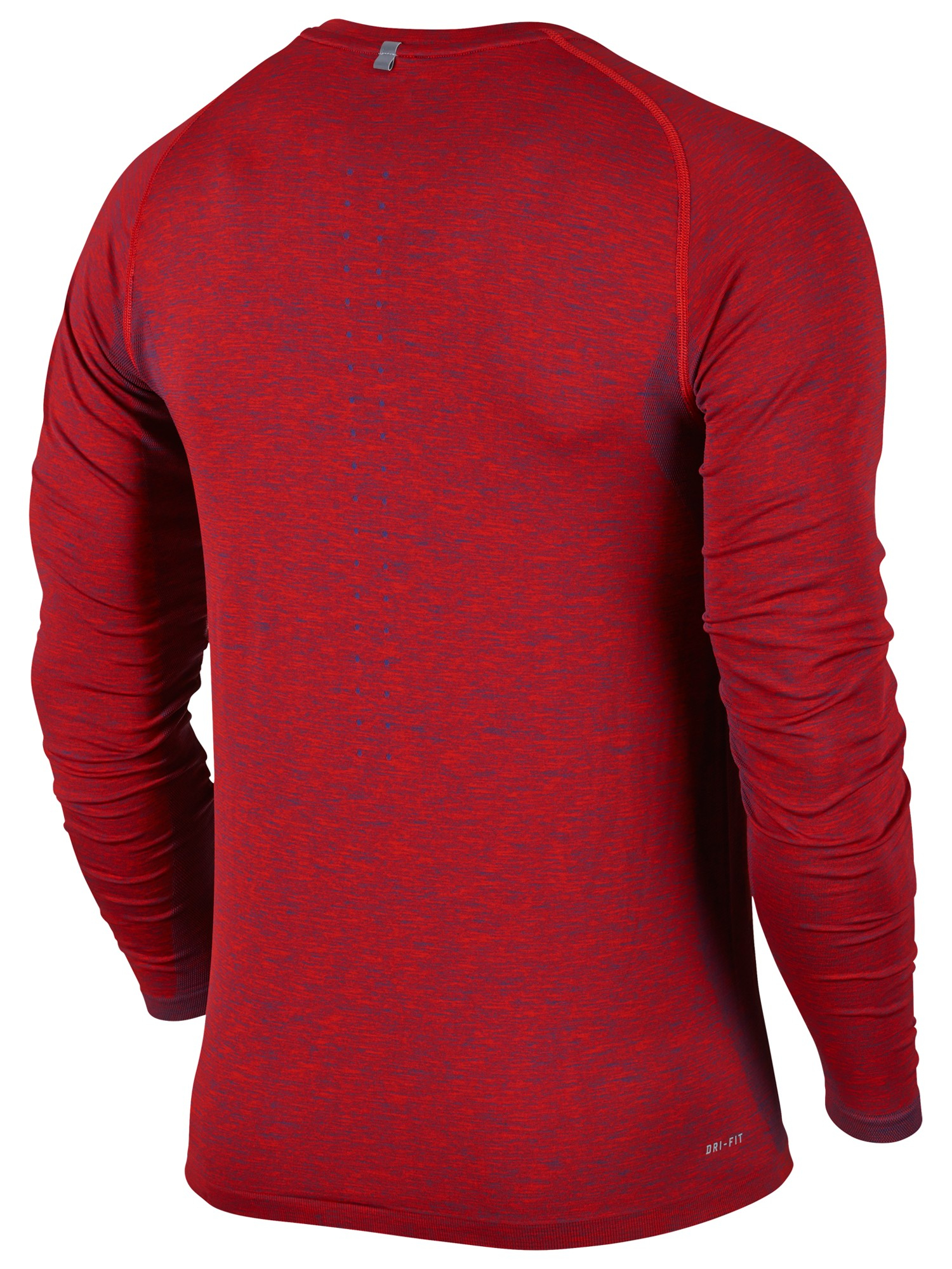 08b20bbfd Nike Dri-fit Knit Men's Running Top in Red for Men - Lyst