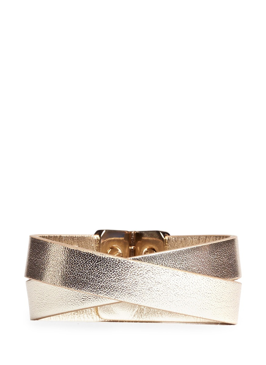 Valentino Glam Bracelet in Metallics 7Dai9y