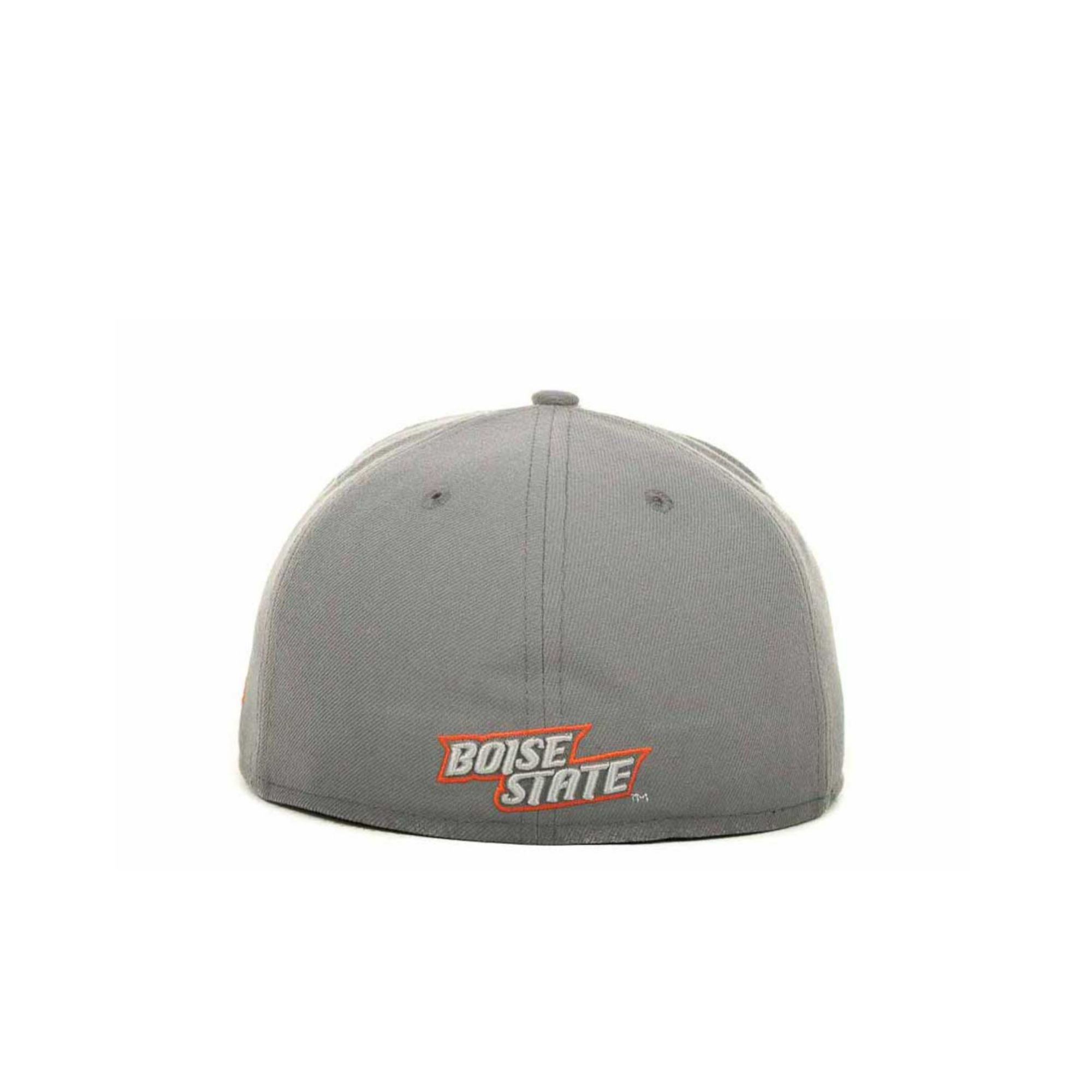 pretty nice 2dd33 994c1 KTZ Boise State Broncos High Risk 59fifty Cap in Gray for Men - Lyst