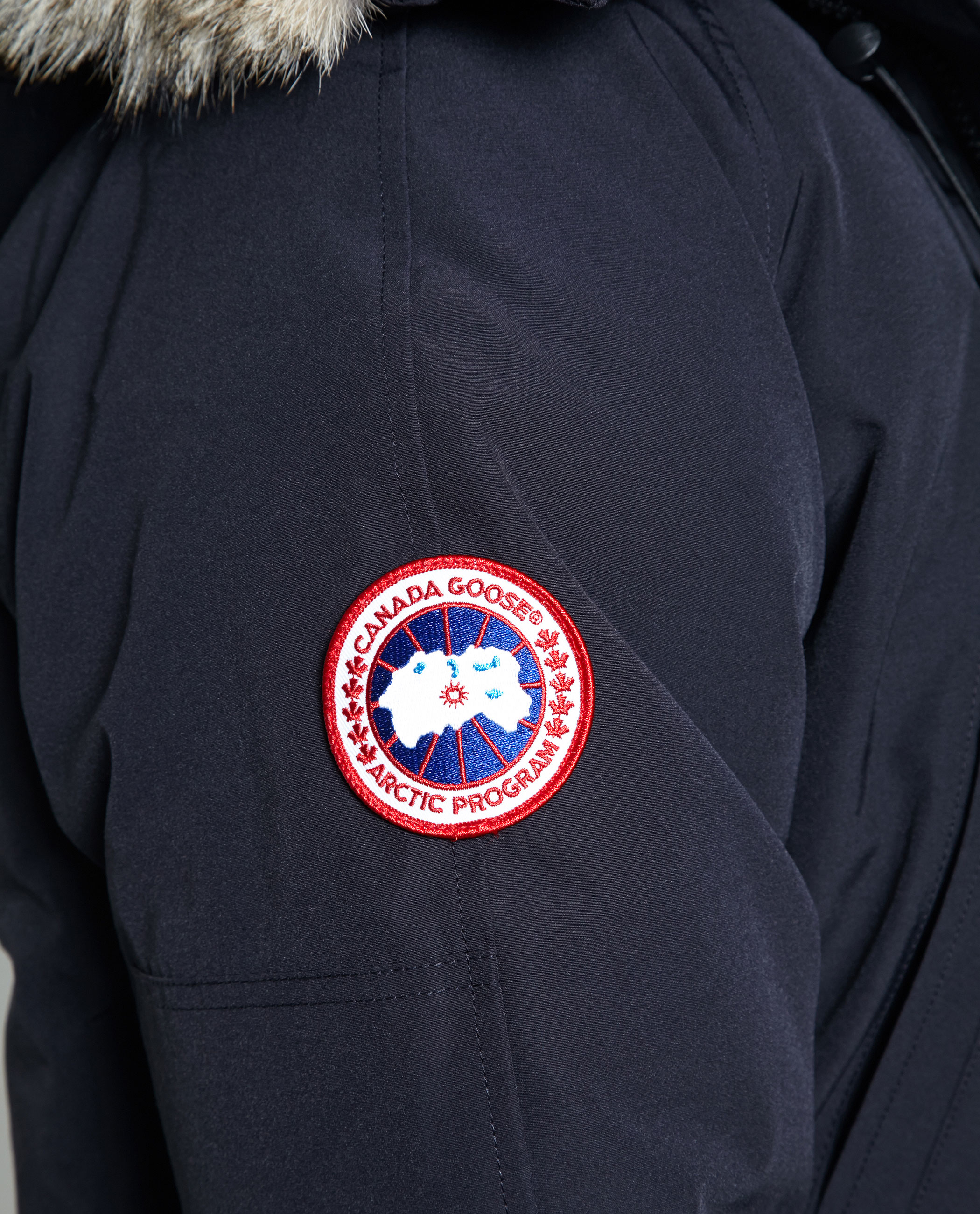 Canada Goose down replica discounts - Canada goose Chilliwack Bomber Jacket in Black (BLACK PURPLE) | Lyst