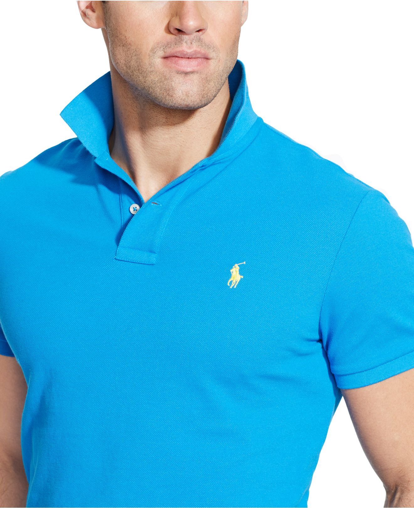 Lauren For Coupon Polo Shirts Uk Ralph 09d74 Vintage Custom Fit Code drBCxoe
