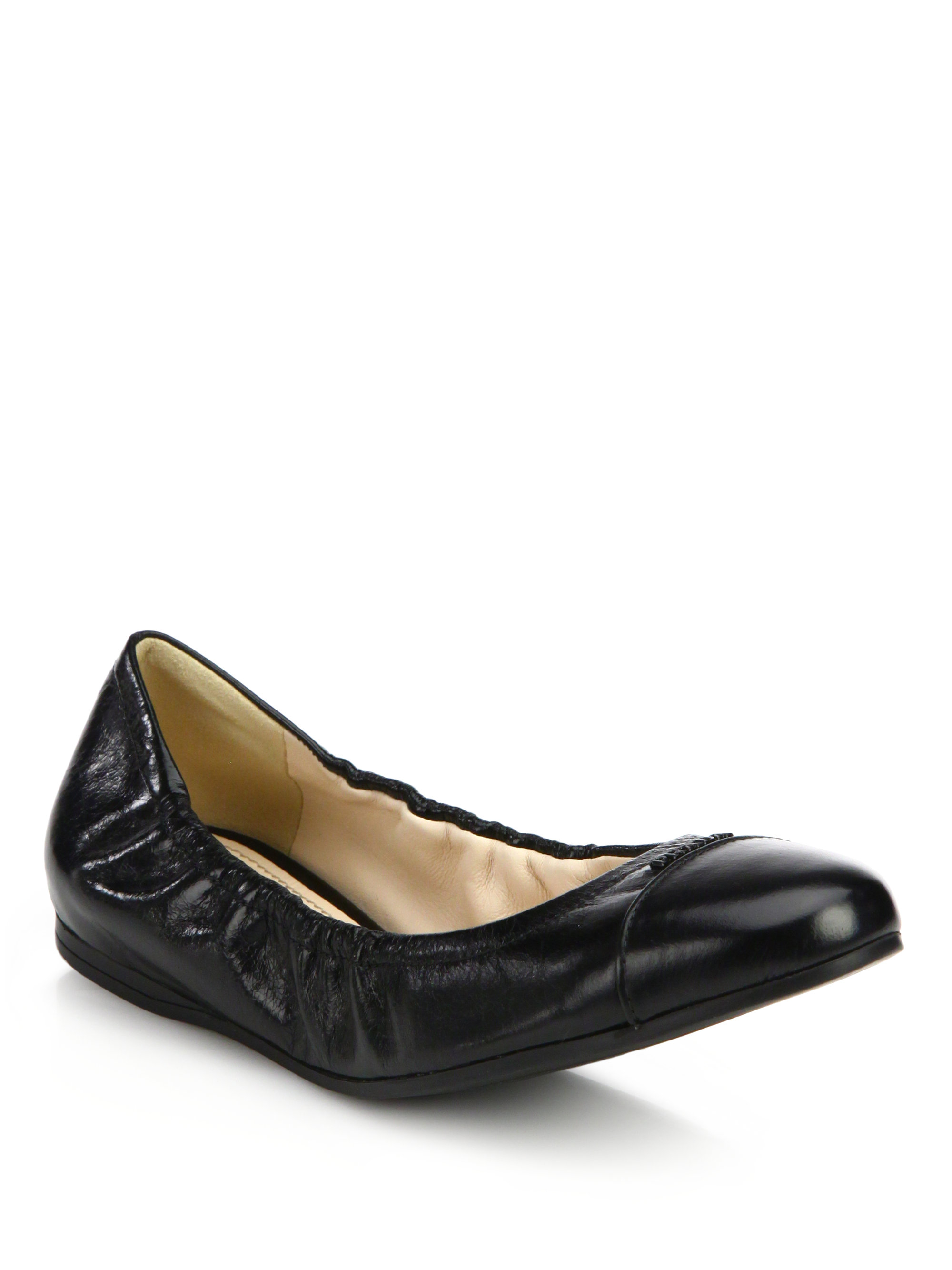 Cab Toe Shoes