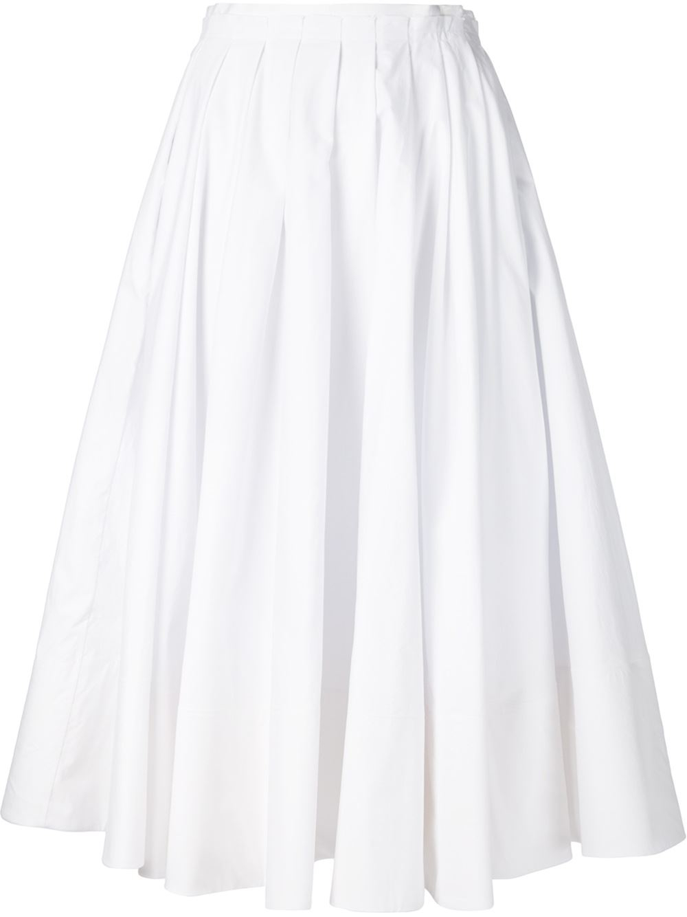 SKIRTS - Knee length skirts Brock Collection With Mastercard How Much Online Free Shipping Top Quality Store Cheap Price 6QjIrOha