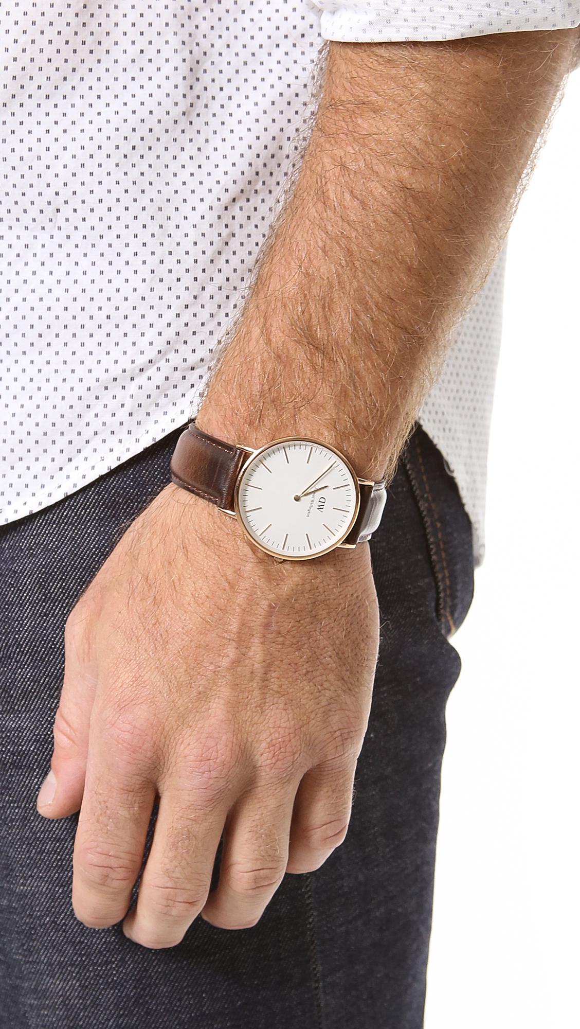 Daniel Wellington Classic White Alice eWatches Source · Daniel Wellington Classic watch DW00100277 Watches Source Gallery