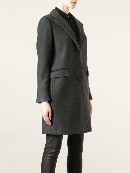 Canvas overcoat
