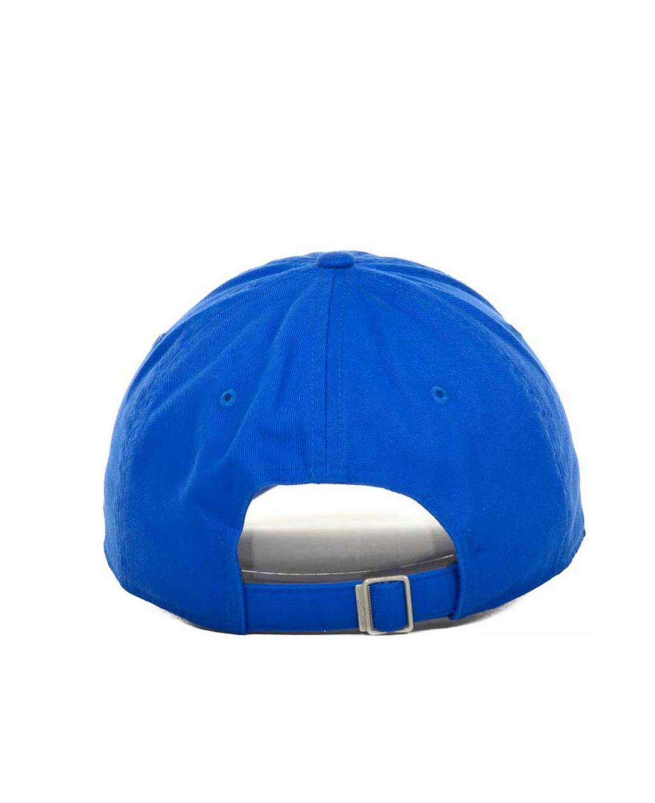 87d4d014384 Lyst - Nike Florida Gators Heritage 86 Campus Cap in Blue for Men