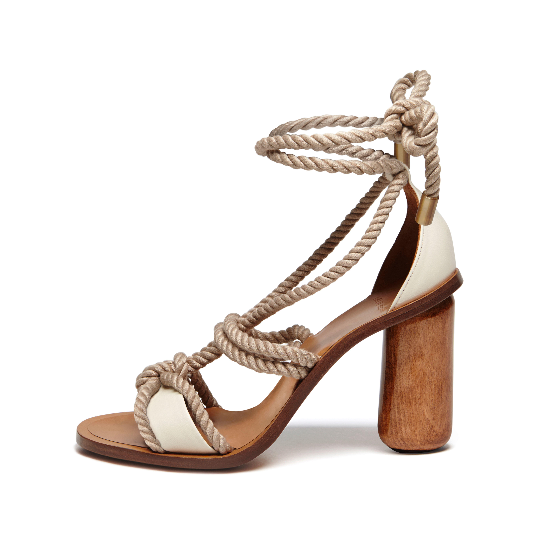 Cylinder Heel Sandals Comprar Barato Con Mastercard Venta Baratos Para La Venta Descuento Con Tarjeta De Crédito Rebajar Almacenar Con Gran Descuento X1MHur