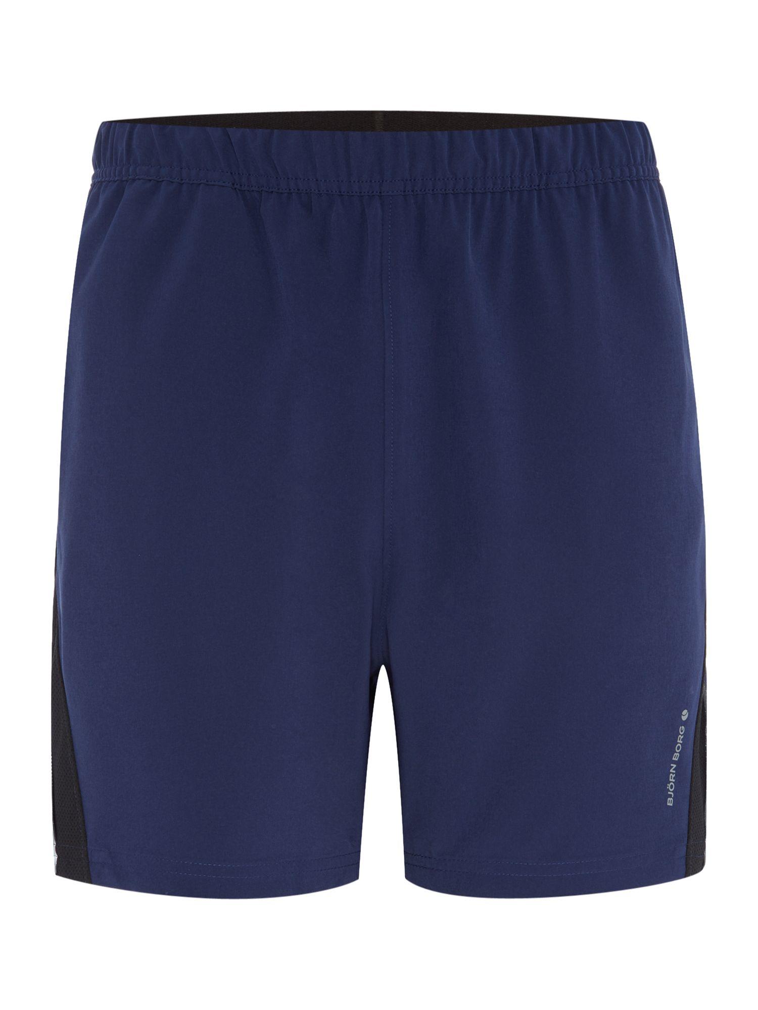 Björn borg Panner Running Shorts in Blue for Men | Lyst