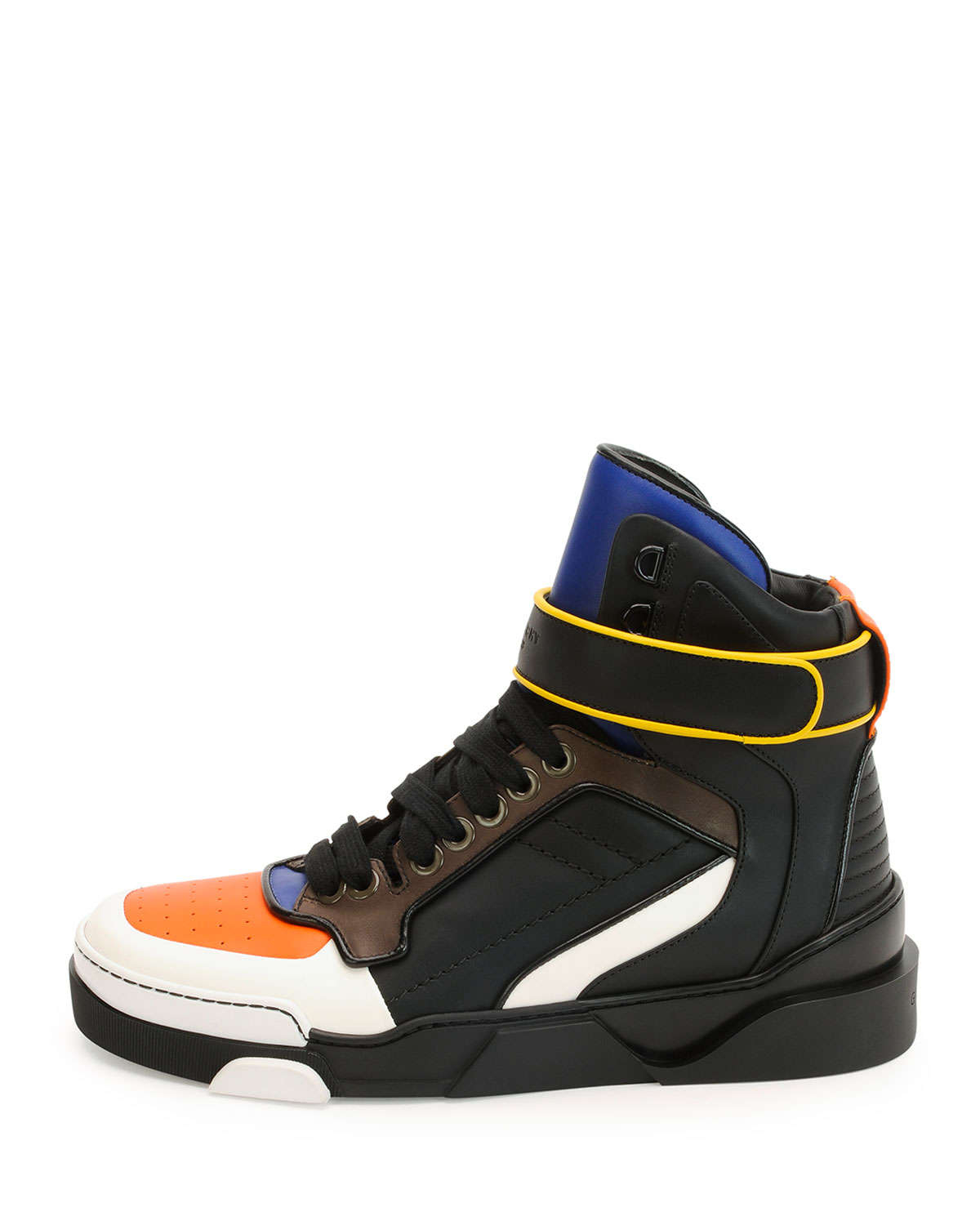 GivenchyLeather High Trainers PoYnWqlLmz